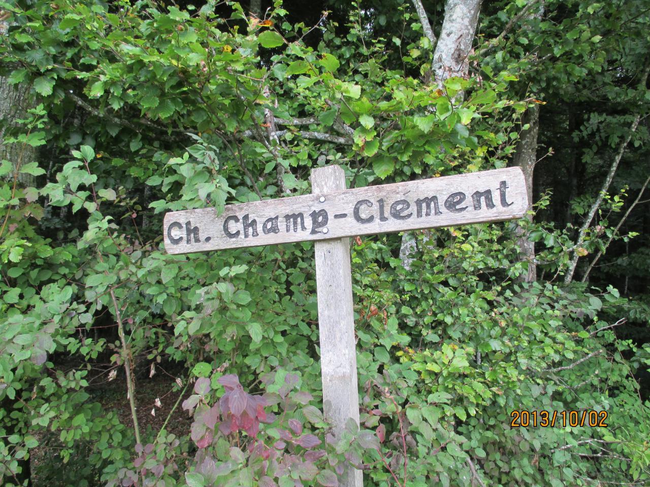 Champ Clément