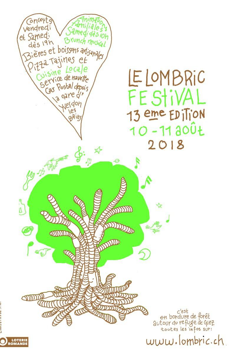 Lombric web